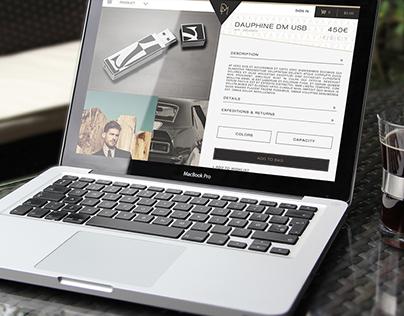 DOV Moran - A luxury accessories brand
