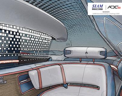 Citroen UR-Space : Thesis Project