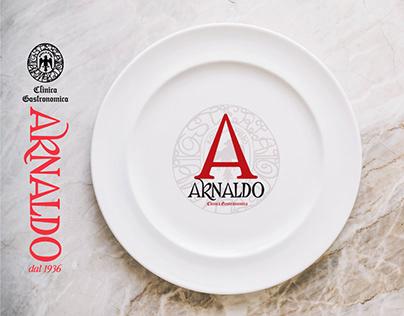 Arnaldo Clinica Gastronomica · Redesign