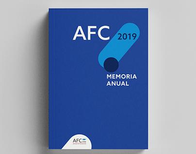 Annual Report AFC Chile