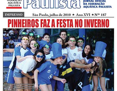 Jornal Aquática Paulista