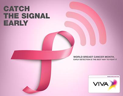 VIVA TELECOM BREAST CANCER