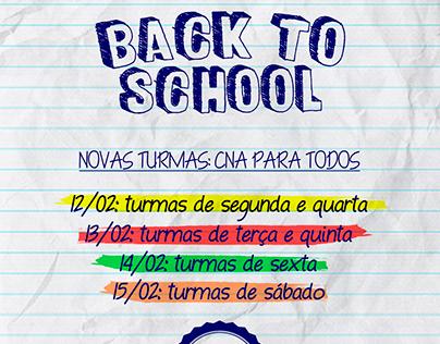 Volta as aulas CNA Rio Preto 2020