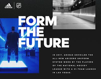 Adidas x NHL