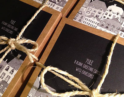 Yule: Winter Greeting Card Collection
