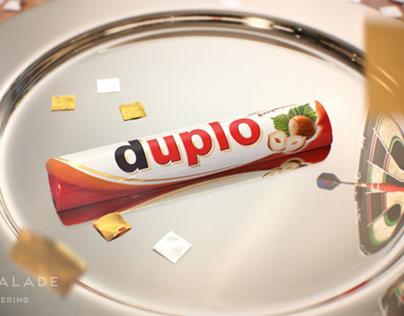 Ferrero Duplo | CGI