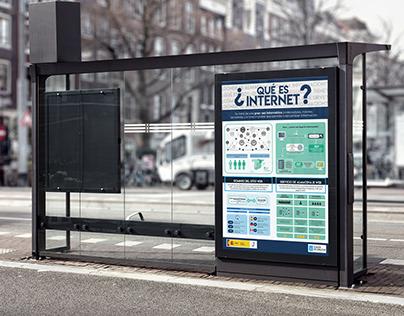 Infografía ¿Qué es Internet?