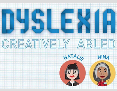 Dyslexia - Creatively Abled