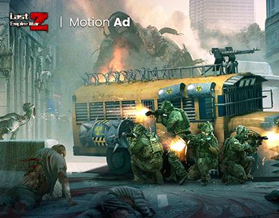 Motion Ad | Empire War Z