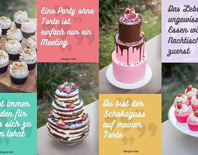 Pastry Catering - Branding & Web