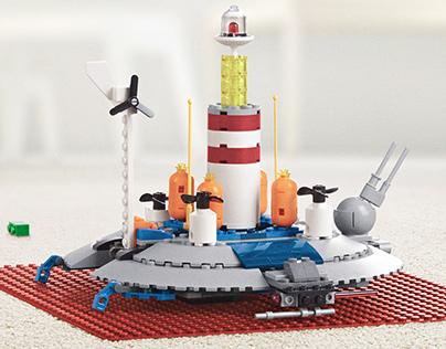 LEGO - Keep Building.