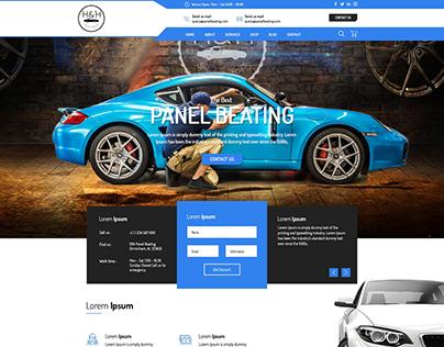 Panel Beating websites