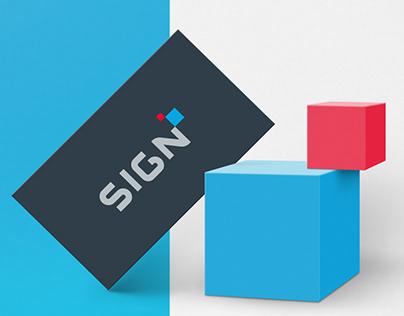 Sign | Identidade Visual