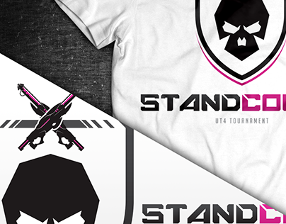 Stand Combo / t-shirt design