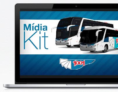 Auto Viação 1001 - Media Kit