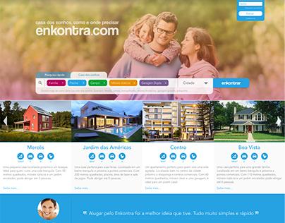Enkontra.com Website