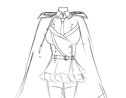 Uniform Sketch (concept?)