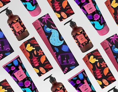 Cherub Rubs Packaging Design