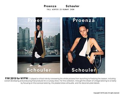 Proenza Schouler FW19