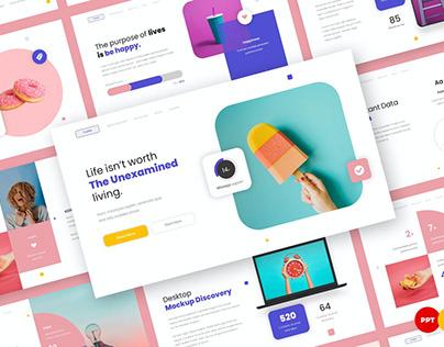 Swift - Simple Presentation