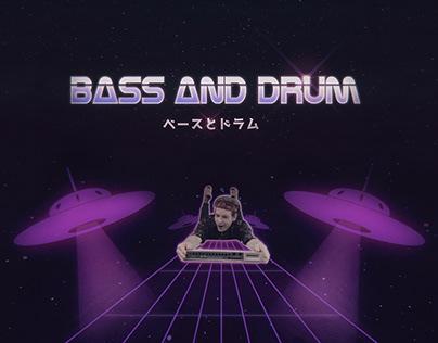 80s Japan: Bass & Drum