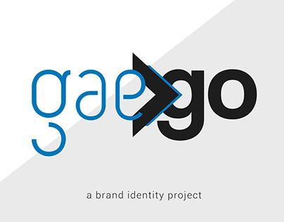 GAE.GO - Brand Identity