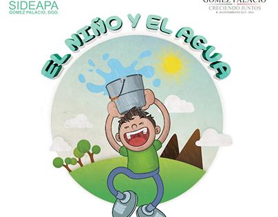 Sideapa El Niño y El Agua