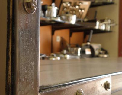 Wood Kitchen Top