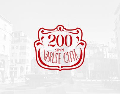 200 anni Varese città