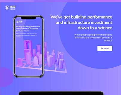 Texologic Company Web Design