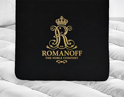 Luxury Identity. Romanoff -  bedding and mattresses