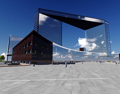 Karaganda Business and Commerce Center, Kazakhstan