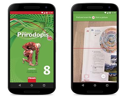 AR Android app