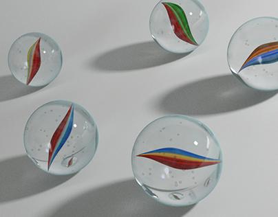 Marbles di Antonello Zuppa