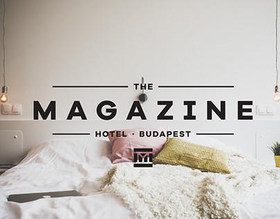 THE MAGAZINE HOTEL - interior design & branding / 2015