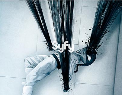 SYFY: HELIX - KEYART