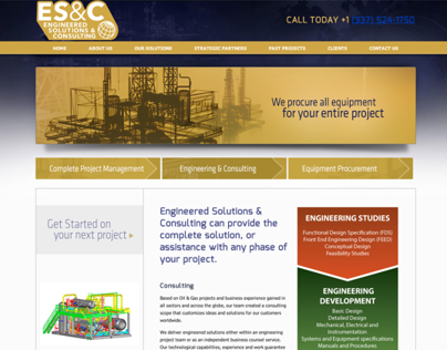 Engineered Solutions & Consulting