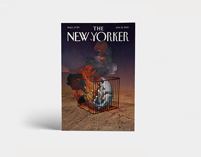 EDITORIAL COVER: The New Yorker