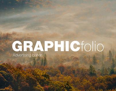 Advertising baner