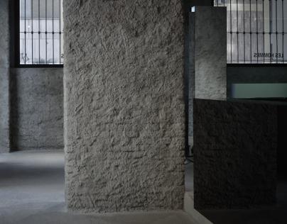 Les Hommes Showroom / Milan