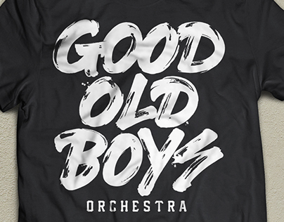 GOOD OLD BOYS Orchestra - 2016