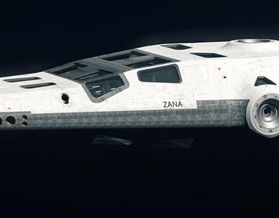 Zana ship