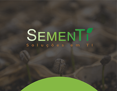 SemenTI - Identidade Visual