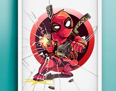 Deadpool - Illustration