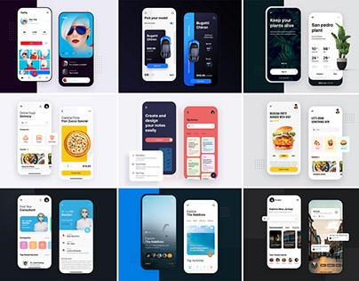Best Mobile App Designs of 2020