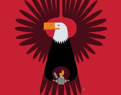 "AAD GOUDAPPEL'S ""American Phoenix"""