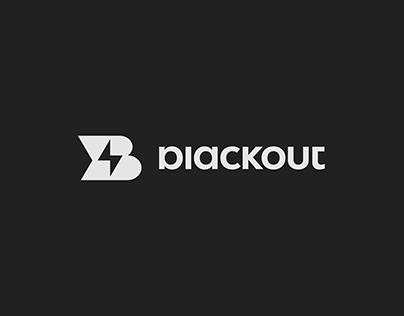 Blackout - Brand identity