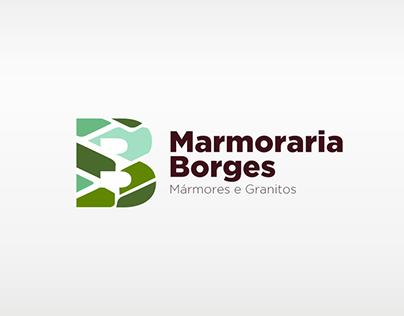 Logo | Marmoraria Borges