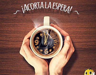 Digital Marketing / Café Águila Roja