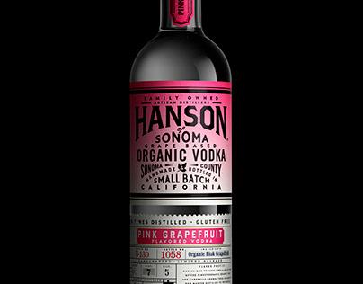 Hanson of Sonoma Pink Grapefruit